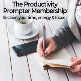The Productivity Prompter Membership